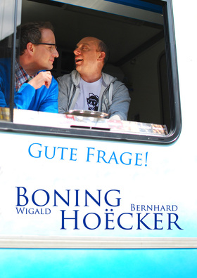 "Bild: Wigald Boning & Bernhard Hoëcker - ""Gute Frage!"""