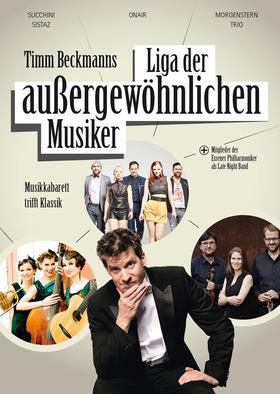 Bild: TIMM BECKMANNS LIGA DER AUßERGEWÖHNLICHEN MUSIKER - Aufzeichnung für die WDR5 Liederlounge