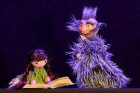 Bild: Märchenwald - Improvisiertes Figurentheater für Kinder ab 3 Jahren