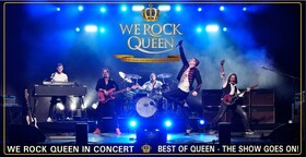 Bild: We Rock Queen - Best Of Queen – The Show Goes On