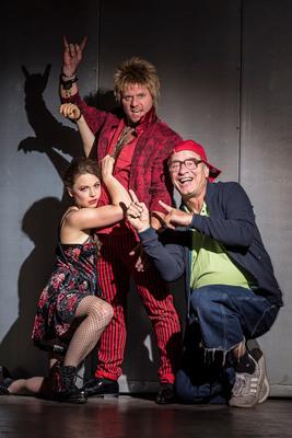 Bild: Ketten der Liebe - mit Tom Gerhardt, Dustin Semmelrogge, Fabienne Hesse