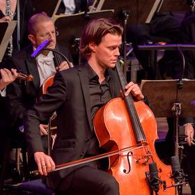 Bild: Konzert 3 - Dozenten + Orchester