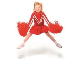 Bild: Cheerleading - Tanzen mit der SG Stern