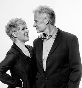 Bild: Büdingen belesen: Angelika & Robert Atzorn