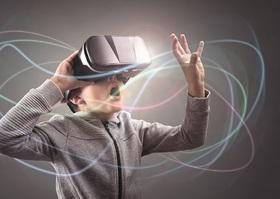 Bild: Sport und Spaß - Virtual Reality mit der SG Stern