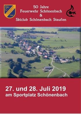 Bild: 50 Jahre Feuerwehr Schönenbach und Skiclub Schönenbach-Staufen - Von Daheim Tour 2019 mit Fidelius Waldvogel