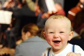 Bild: Babykonzerte 2019/2020 - Württembergisches Kammerorchester Heilbronn