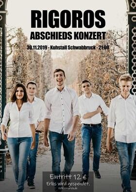 Bild: Rigoros Abschiedskonzert
