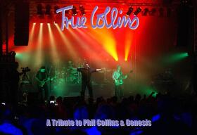 Bild: True Collins - Tribute to Phil Collins