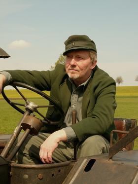 Günther, der Treckerfahrer - Jahreshauptversammlung 2020