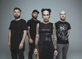 Jinjer - & supports