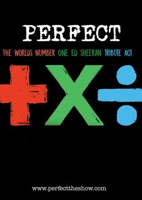 Bild: PERFECT - The Ultimate Ed Sheeran Show