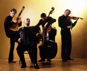 Bild: Kibardin Quartett