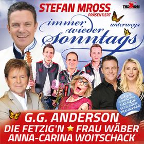 Stefan Mross - Immer wieder sonntags.. unterwegs Frühjahr 2021