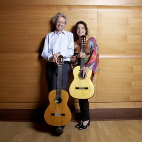 Bild: Amadeus Guitar Duo feat. Max Klaas