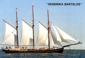 """Halbtagestörn mit """"Hendrika Bartelds"""" zum Sail In, SAIL BHV 2020"""