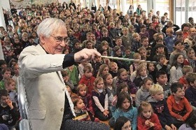 Bild: Beethoven für Kinder - Kinderkonzert der Münchner Philharmoniker zum 250. Geburtstag Beethovens