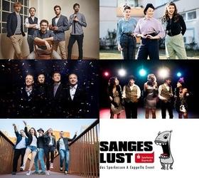 Bild: Restaurant-Festival - Sangeslust - Das Sparkassen A Cappella Event