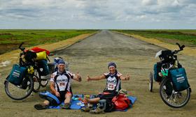 Bild: Tanja & Denis Katzer: Trans Ost Expedition - Etappe 3