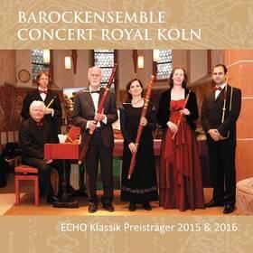 Bild: Bläsermusik an deutschen Fürstenhöfen
