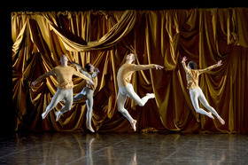 Bild: Merce Cunningham Centennial - Ballet de Lorraine & Dance on Ensemble