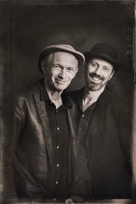 Bild: Abi Wallenstein und Holger