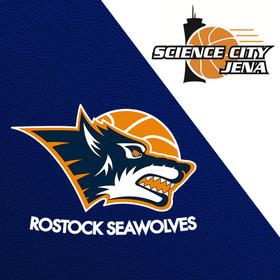 Bild: Rostock Seawolves - Science City Jena