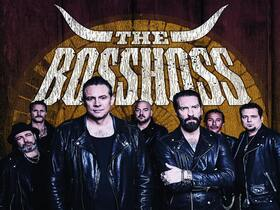 Bild: THE BOSSHOSS - I EM MUSIC! 2020