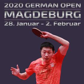 Bild: German Open 2020 - Dauerkarte