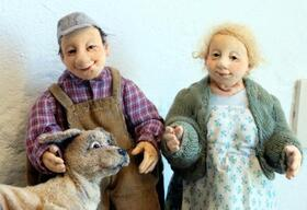 Bild: Hilde, Hans und ein bisschen Zwerg