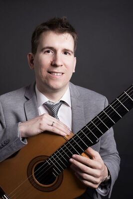 Bild: Boris Tesic: Romantische Musik für Gitarre