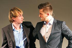 Bild: Wir haben genug - Martin Valenske und Henning Ruwe