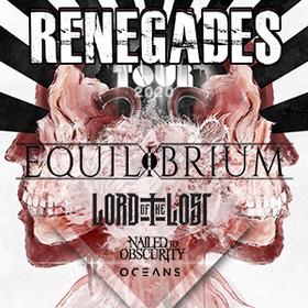 EQUILIBRIUM - Renegades Tour 2019