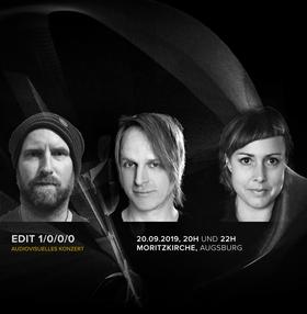 Bild: EDIT 1/0/0/0 - Audiovisuelles Konzert