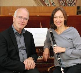 Bild: Nidda in Concert: Konzert für Flöte und Orgel