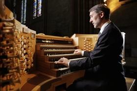 Bild: Orgelkonzert Olivier Latry