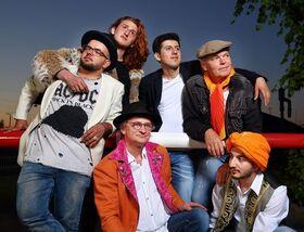 Bild: Die Zollhausboys - SONGS, POETRY UND KABARETT  aus Aleppo, Bremen und Kobani
