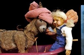 Bild: Mein Esel Benjamin (ab 3 Jahre)