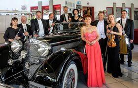 Bild: Neujahrskonzert mit dem Stuttgarter Operettenensemble -