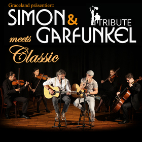 Bild: Simon & Garfunkel Tribute meets Classic – Duo Graceland mit Streichquartett - Duo Graceland mit Streichquartett