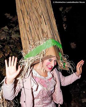 Bild: In einem tiefen, dunklen Wald - Kinder- Jugendtheater