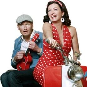 Bonjour Kathrin - Eine Hommage an Caterina Valente und Silvio Francesco mit Claudia Schill und Klaus Renzel