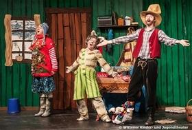 Bild: Pettersson kriegt Weihnachtsbesuch - Kinder- Jugendtheater