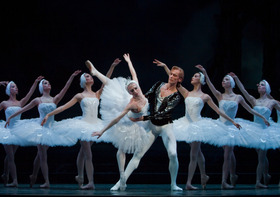 Bild: Schwanensee - Russisches Nationalballett