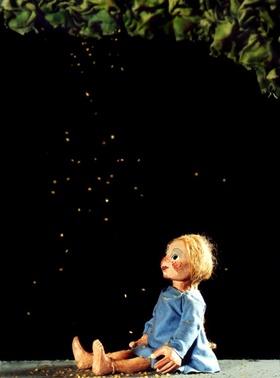 Bild: Der Sterntaler - Theater Ute Kahmann