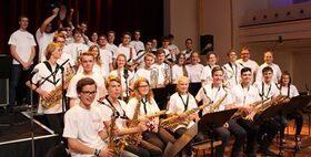 Bild: Enjoy Jazz Schulbigband