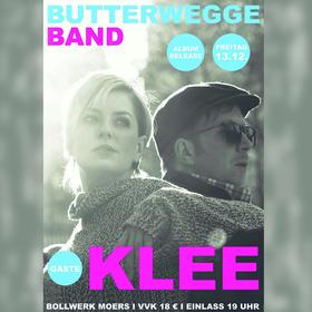 Bild: Butterwegge & Band - Album Release Konzert / very special Guest: KLEE