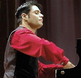 Bild: Klavierrezital Pervez Mody