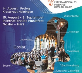 Bild: Internationales Musikfest Goslar-Harz 2019