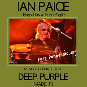 Bild: Ian Paice (Deep Purple) & Purpendicular
